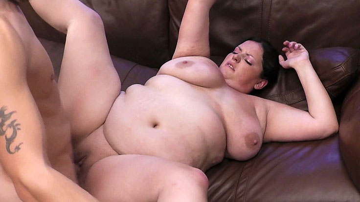 Bbw Sweetheart Snapped And Penetrated