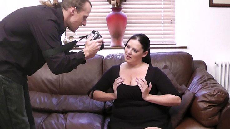 Bbw Mega-slut Boinks A Cameraman